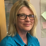 Volunteer Jane Bartram