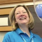 Volunteer Louise Spillard