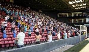 Thanks to Watford Football Club